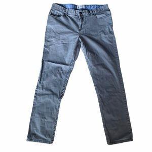 Original Penguin Gray Slim Pants Men's 34